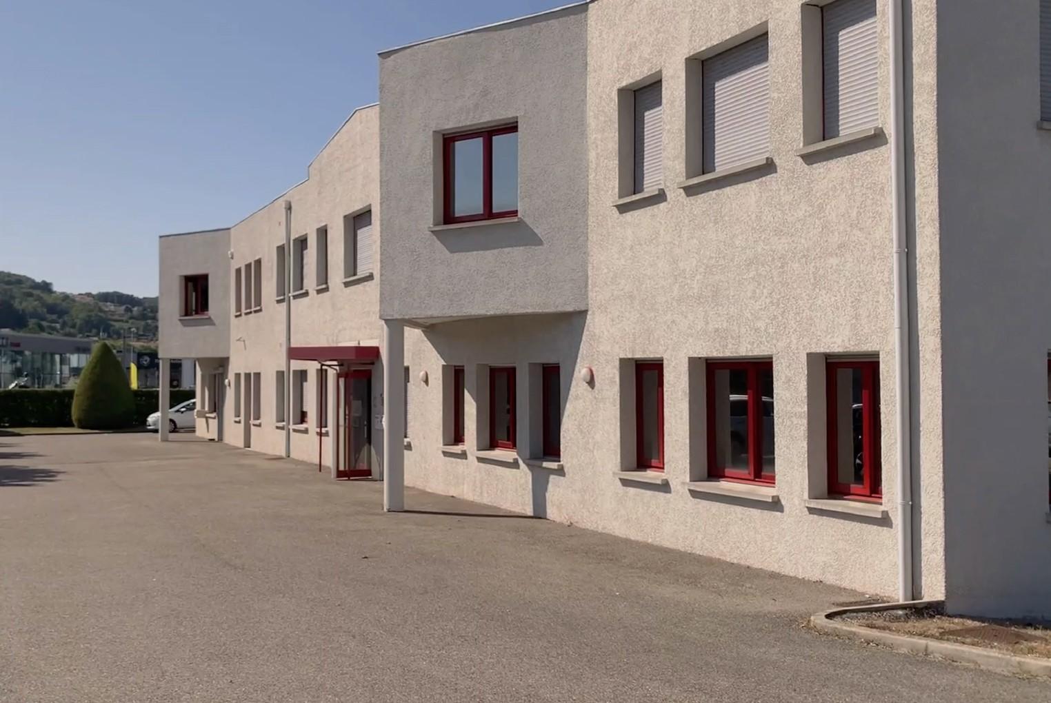 Immeuble Odicéo Bourgoin Jallieu