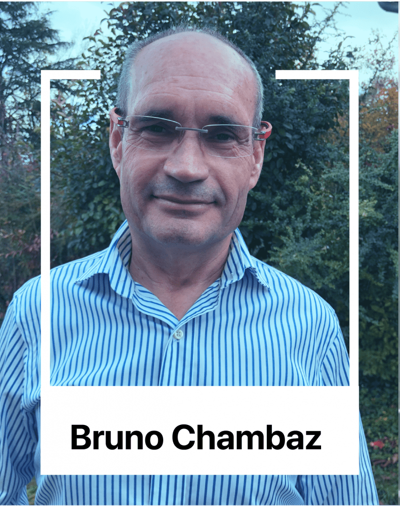 Bruno Chambaz Odicéo